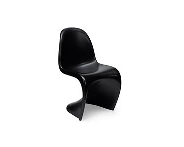 Cadeira Estilo Phantom   Preto