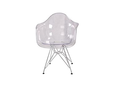 Cadeira NEO Transparente Policarbonato