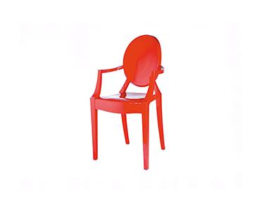 Cadeira Valentina | Vermelho