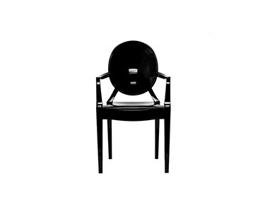 Cadeira Valentina | Preto