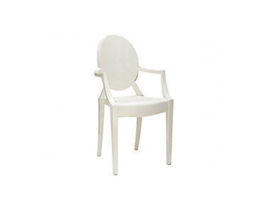 Cadeira Valentina   Branco