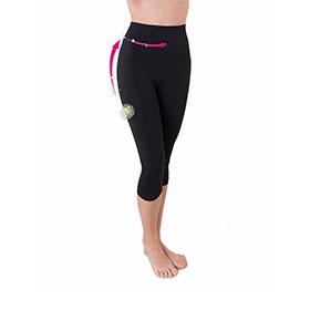Legging Adelgaçante Anaissa® 6003 | Preto