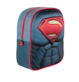 Mochila 3D Ver16 | Superman