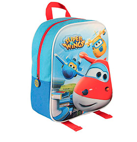 Mochila 3D Inv16 | Super Wings