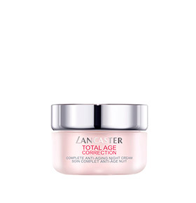 Creme de Noite Total Age Correction Lancaster® | 50ml