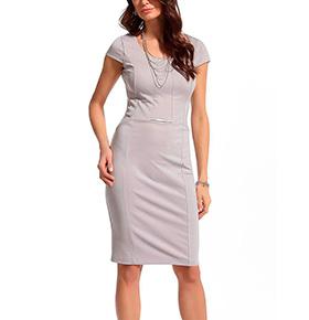 Vestido Ennywear® 63064 | Cinzento