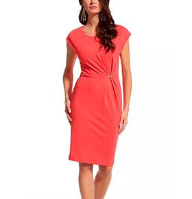 Vestido Ennywear® 65702 | Coral