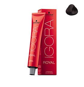Creme de Coloração Royal 5-00 Castanho Escuro Schwarzkopf®| 60ml