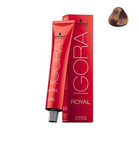 Creme de Coloração Royal 8-65 Castanho Claro Schwarzkopf® Professional | 60ml