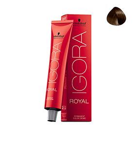 Creme de Coloração Royal 6-0 Castanho Escuro Schwarzkopf®  60ml