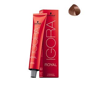 Creme de Coloração Royal 8-0 Castanho Claro Schwarzkopf® Professional   60ml