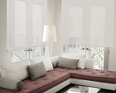 Estore Enrolável Screen Branco | Escolha o Tamanho