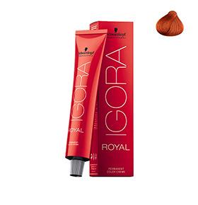 Creme de Coloração Royal 8-77 Cobre Schwarzkopf®| 60ml
