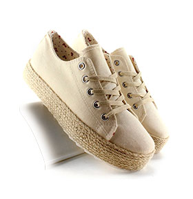 Sapatos Inello® 75206 | Bege