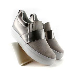 Sapatos Inello® 75136 | Cinzento