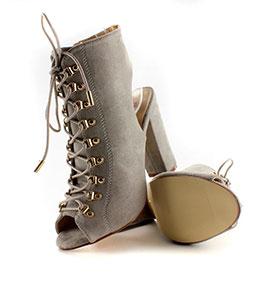 Sapatos Inello® 74708 | Cinzento