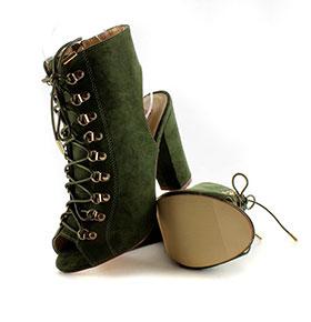 Sapatos Inello® 74709 | Verde