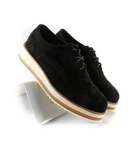 Sapatos Inello® 74717 | Preto