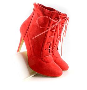 Sapatos Inello® 74633 | Vermelho
