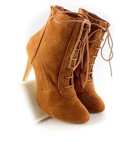 Sapatos Inello® 74635   Camel