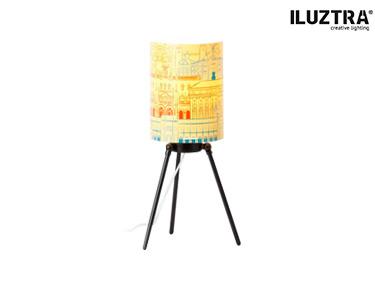 Abat-jour Iluztra® | 'Janelas de Luz'