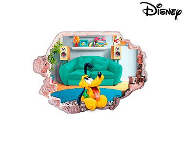 Vinil de Parede 3D Disney | Pluto