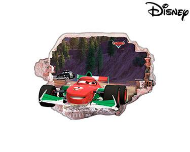 Vinil de Parede 3D Disney | Francesco