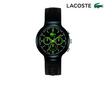 Relógio Lacoste® Borneo Unisexo | Preto e Verde