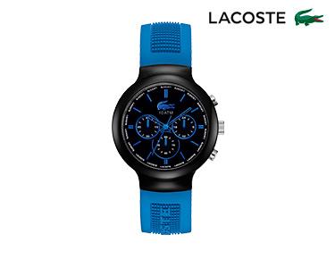 Relógio Lacoste® Borneo Unisexo | Azul e Preto