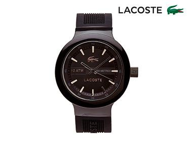 Relógio Lacoste® Borneo Unisexo | Preto