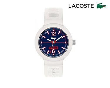 Relógio Lacoste® Borneo Unisexo | Branco e Azul