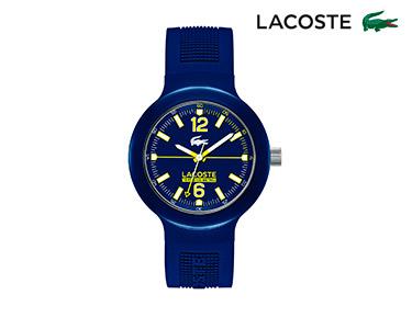 Relógio Lacoste® Borneo Unisexo | Azul e Amarelo