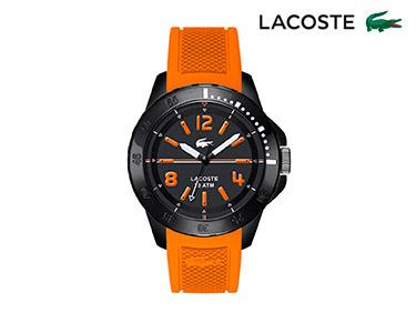 Relógio Lacoste® Fidji para  Homem | Laranja