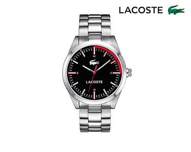 Relógio Lacoste® Montreal para  Homem | Prateado e Preto