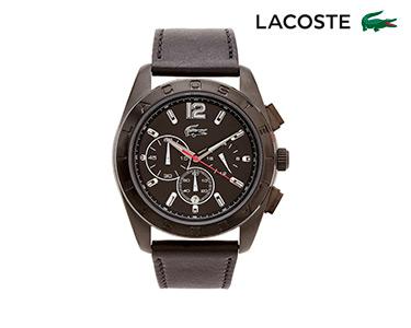 Relógio Lacoste® Panama para  Homem | Preto
