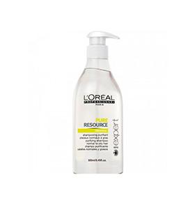 Shampoo L´Oréal 500ml   Pure Resource