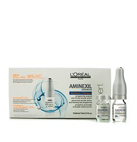 Aminexil Advanced L´Oréal | Anti Perda de Cabelo 10 X 6ml