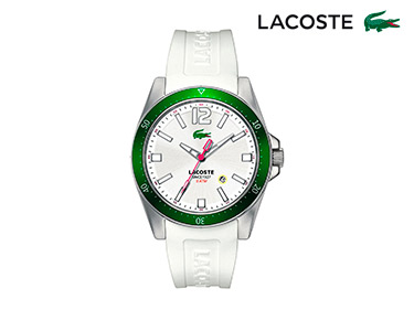 Relógio Lacoste® Seattle para  Homem | Branco