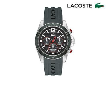 Relógio Lacoste® Seattle para  Homem | Preto e Prateado