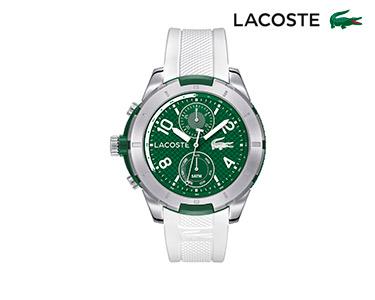 Relógio Lacoste® Tonga para  Homem | Branco