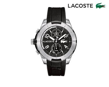 Relógio Lacoste® Tonga para  Homem | Preto