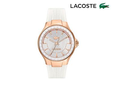 Relógio Lacoste® Acapulco para  Mulher | Branco e Dourado