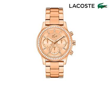 Relógio Lacoste® Charlotte para  Mulher | Dourado