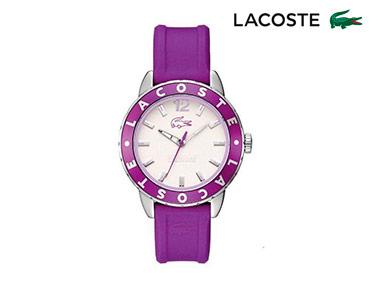Relógio Lacoste® Rio para  Mulher | Roxo