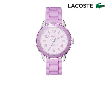 Relógio Lacoste® Rio para  Mulher | Lilás