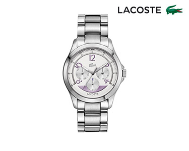 Relógio Lacoste® Sofia para  Mulher | Prateado