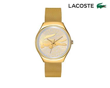 Relógio Lacoste® Valencia para  Mulher | Dourado