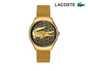 Relógio Lacoste® Valencia para  Mulher | Dourado e Preto