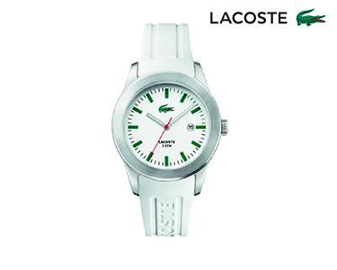 Relógio Lacoste® Advantage Gents Unisexo | Branco