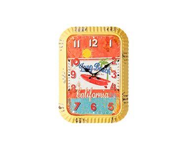 Relógio de Parede California Beach